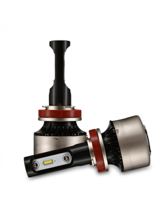2PCS F5S H8 / H9 / H11 Car LED Headlight