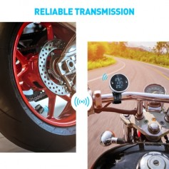 ZEEPIN C150 Tire Pressure Monitoring System for Motorcycle