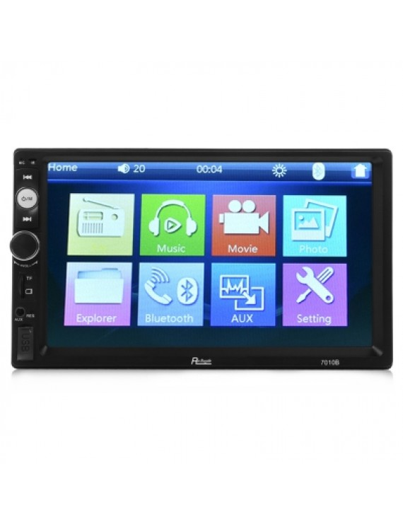 7010B Car MP5 Player with 720P Camera