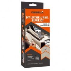 DIY Automotive Car Seat Leather Vinyl Repair Kit Leather Restoration Tool for So