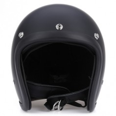 Motorcycle Safety Retro Open Face Helmet