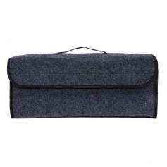 Multipurpose Car Felt Cloth Folding Storage Box Organizer Case