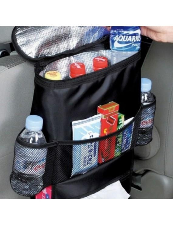 Creative Multifunctional Heat Preservation Hanging Storage Bag for Car